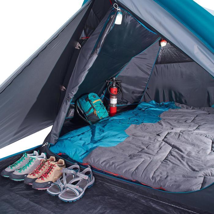 Tente de camping AIR SECONDS 3 XL FRESH&BLACK | 3 personnes blanche - 1097586
