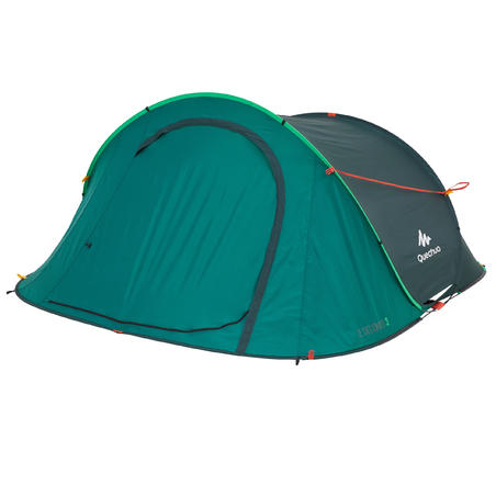 2 SECOND III Easy Flysheet and Tent Poles