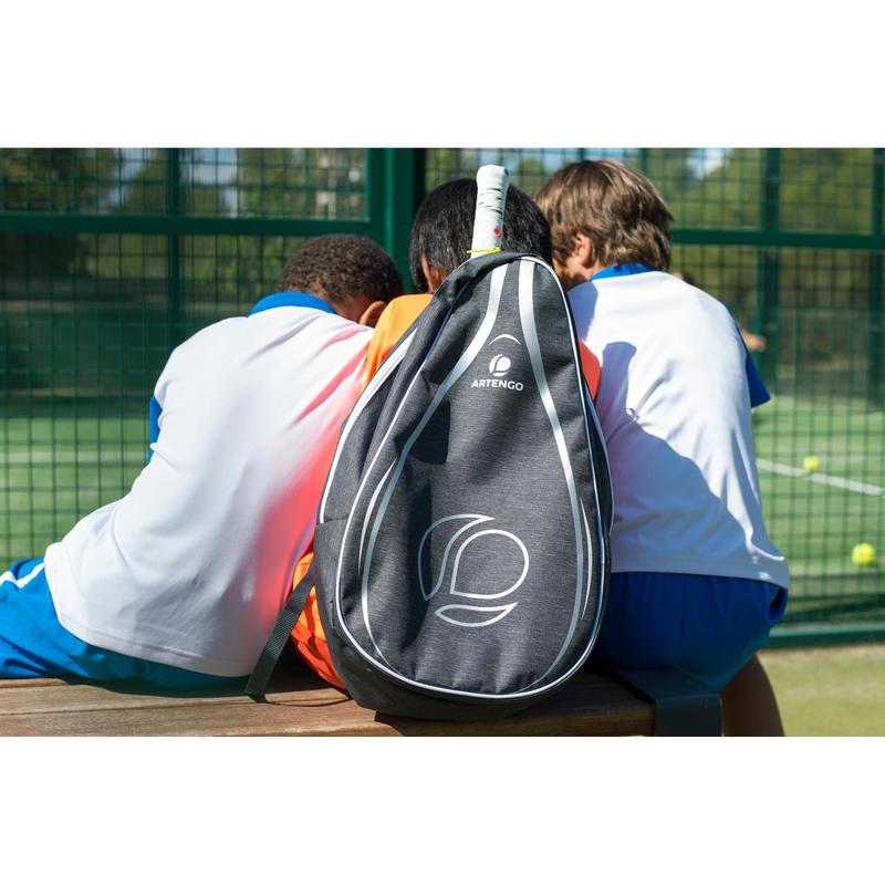 more photos 3936a 3c465 Sportrugzak voor racketsporten Artengo BP 100 donkergrijs