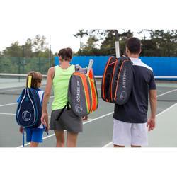Tennistasche Schlägertasche SB 130grau/orange