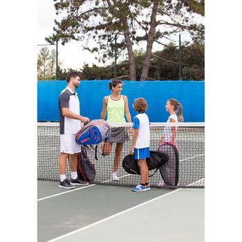 Sporttas voor rackets Artengo MB 530 grijs/oranje