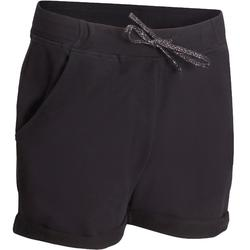 Damesshort voor gym en pilates