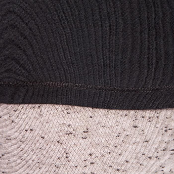 T-Shirt 100 manches longues Gym & Pilates femme - 1098318