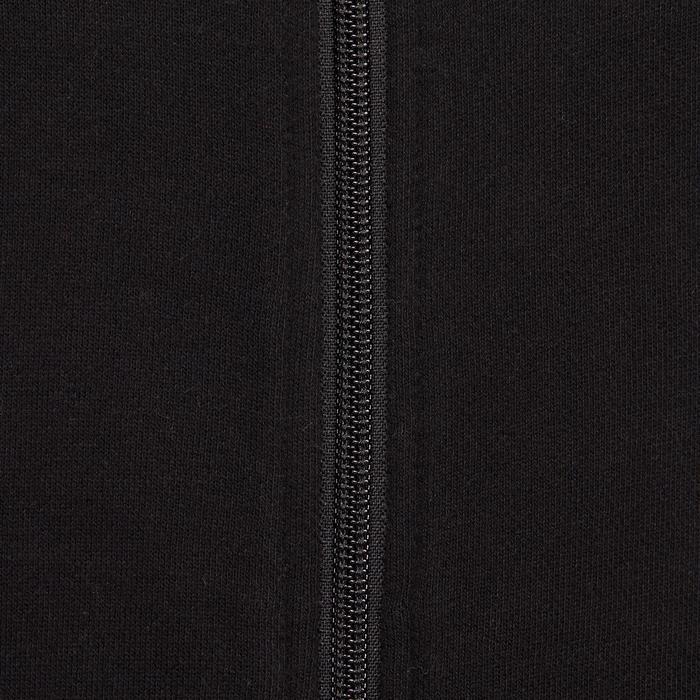 Veste 500 Gym & Pilates femme sans capuche zippée - 1098412