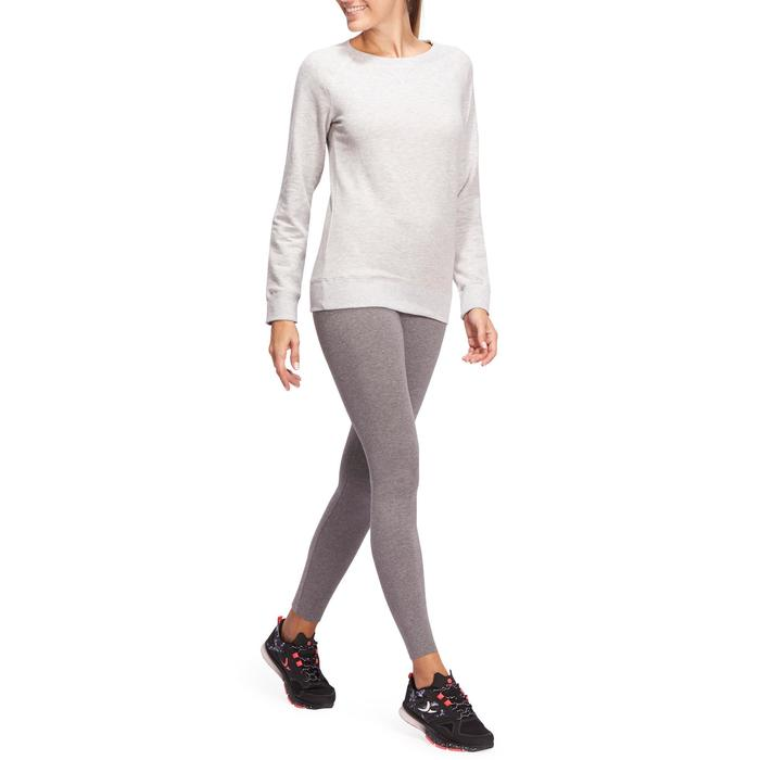 Sweat col rond Gym & Pilates  femme - 1098625