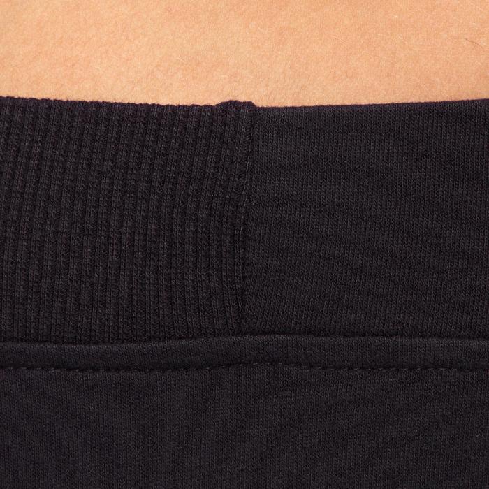 Pantalon 120 Gym & Pilates femme gris chiné - 1098660
