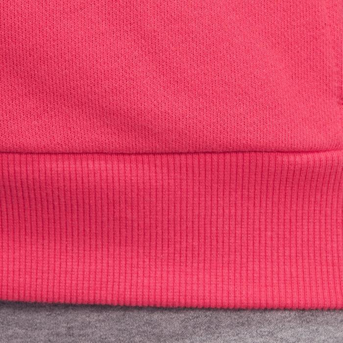 Veste sans capuche zippée Gym & Pilates femme - 1098701