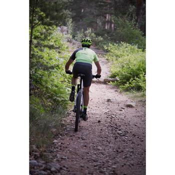 "Rockrider 920 27.5"" Mountain Bike - Grey/Lime - 1098914"