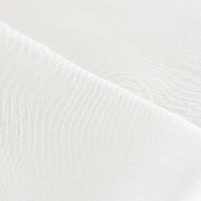 Drap de sac de trek en soie blanc