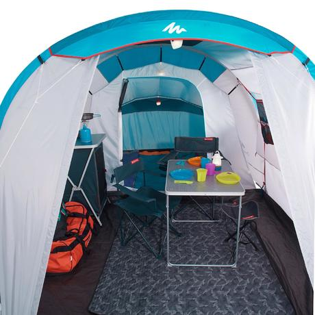 Arpenaz 4 1 Family Camping Tent 4 People Quechua
