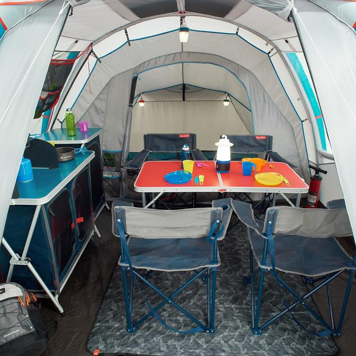 Tente de camping familiale Air Seconds family 4.1 XL | 4 personnes - 1098968