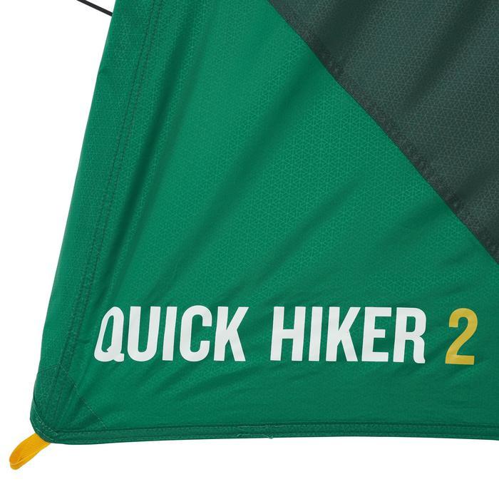 Binnentent Quickhiker 2P groen