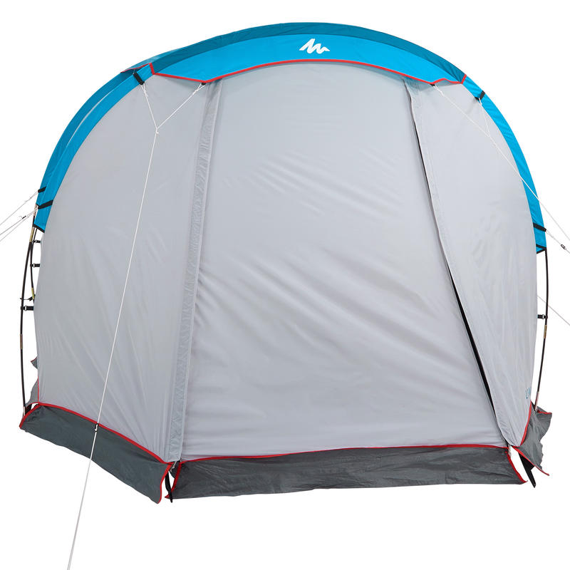 Tent with poles - Arpenaz 4.1 - 4-man - 1 Bedroom