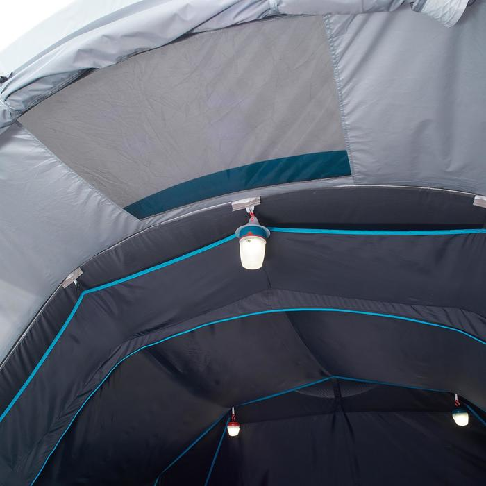 Tente de camping familiale Air seconds family 4 XL Fresh & Black I 4 personnes - 1099003