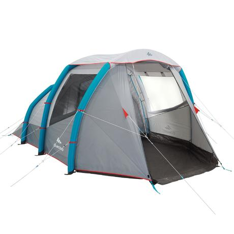 Next  sc 1 st  Quechua & Air Seconds 4.1 xl Family Camping Tent | 4-Person | Quechua