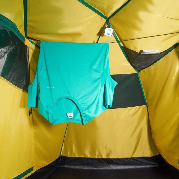 Tente de trek Quick Hiker 2 personnes verte - 1099055