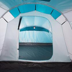 Habitación Tienda Campaña Camping Quechua Arpenaz Family 4.1