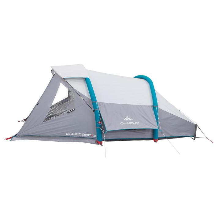 Tente de camping familiale Air seconds family 4 XL Fresh & Black I 4 personnes - 1099078