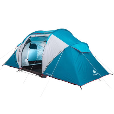 ARPENAZ 4.2 Camping Tent _PIPE_ 4-Person 2 Bedrooms