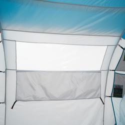 Tent 4 personen met bogen ARPENAZ 4.2 | 2 slaapcompartimenten