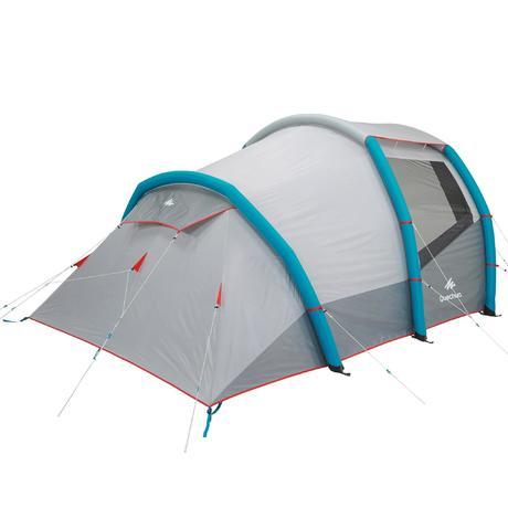 tente de camping familiale air seconds family 4 1 xl i 4. Black Bedroom Furniture Sets. Home Design Ideas