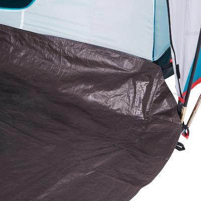 Tente de camping à arceaux ARPENAZ 4.2   4 Personnes 2 Chambres