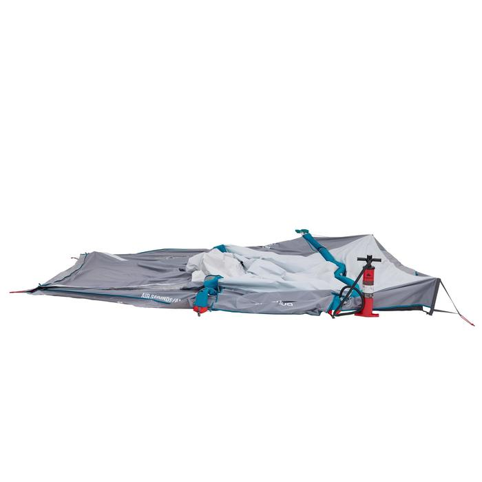 Tente de camping familiale Air seconds family 4 XL Fresh & Black I 4 personnes - 1099148