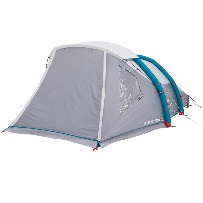 Tente de camping familiale Air seconds family 4 XL Fresh & Black I 4 personnes - 1099150
