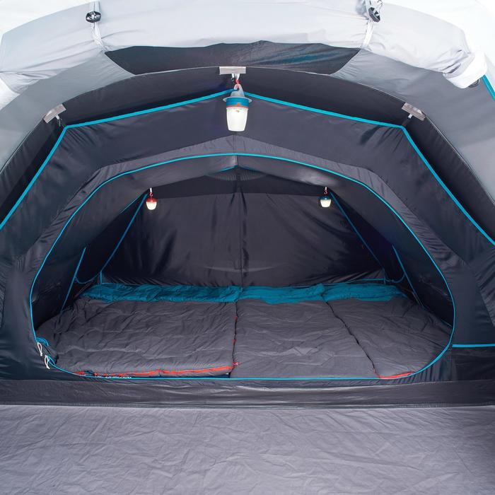 Tente de camping familiale Air seconds family 4 XL Fresh & Black I 4 personnes - 1099157