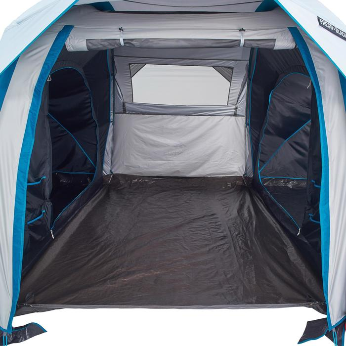 Tente de camping familiale Air Seconds family 4.2 XL Fresh & Black I 4 personnes - 1099162