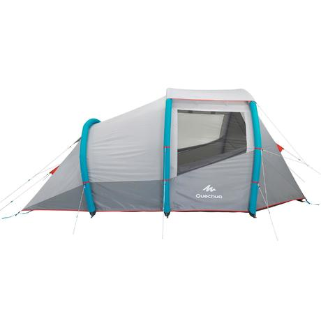 Tente de camping familiale air seconds family 4 1 xl 4 - Tente 4 places 2 chambres seconds family 4 2 xl ...