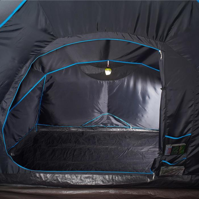 Tente de camping familiale Air Seconds family 4.2 XL Fresh & Black I 4 personnes - 1099175