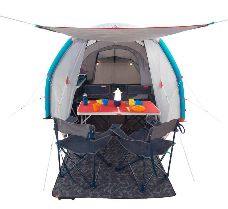 Camping Tent (Inflatable) Air Seconds 4.1 - 4 Person 1 Bedroom