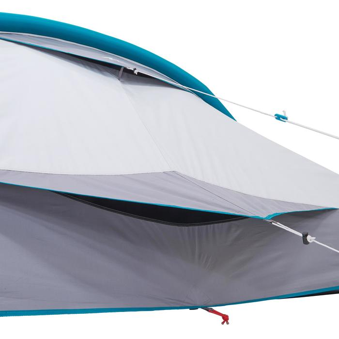 Tente de camping familiale Air seconds family 4 XL Fresh & Black I 4 personnes - 1099188