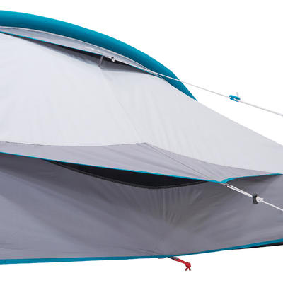 Tente de camping gonflable AIR SECONDS 4 FRESH&BLACK | 4 Personnes 1 Chambre