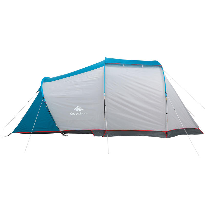 ARPENAZ 4.1 tent with tent poles_PIPE_ 4 People 1 Bedroom