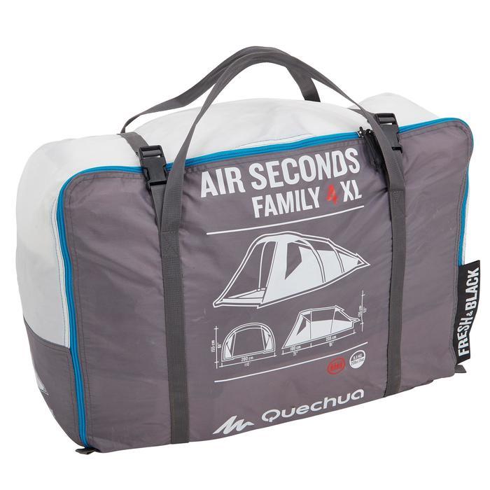 Gezinstent Air Seconds Family 4 XL Fresh & Black 4 personen