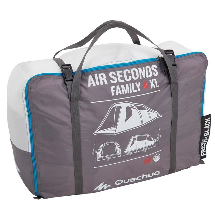 Tente de camping familiale Air seconds family 4 XL Fresh & Black I 4 personnes - 1099213