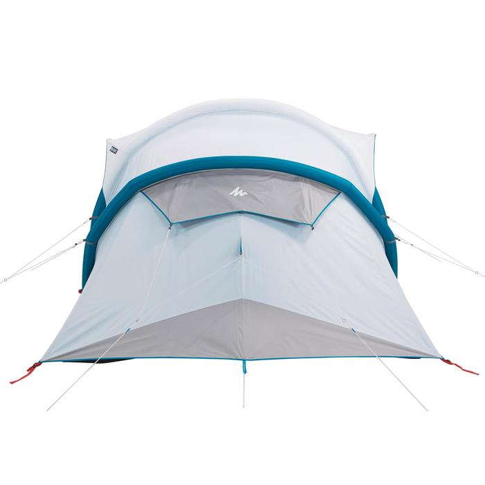 Tente de camping familiale Air Seconds family 4.2 XL Fresh & Black I 4 personnes - 1099233