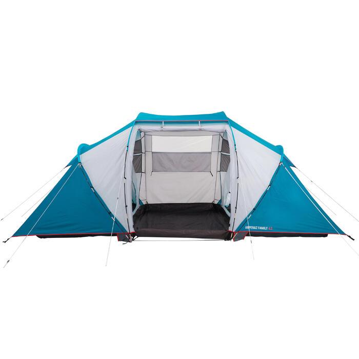 Tente de camping à arceaux ARPENAZ 4.2 | 4 Personnes 2 Chambres