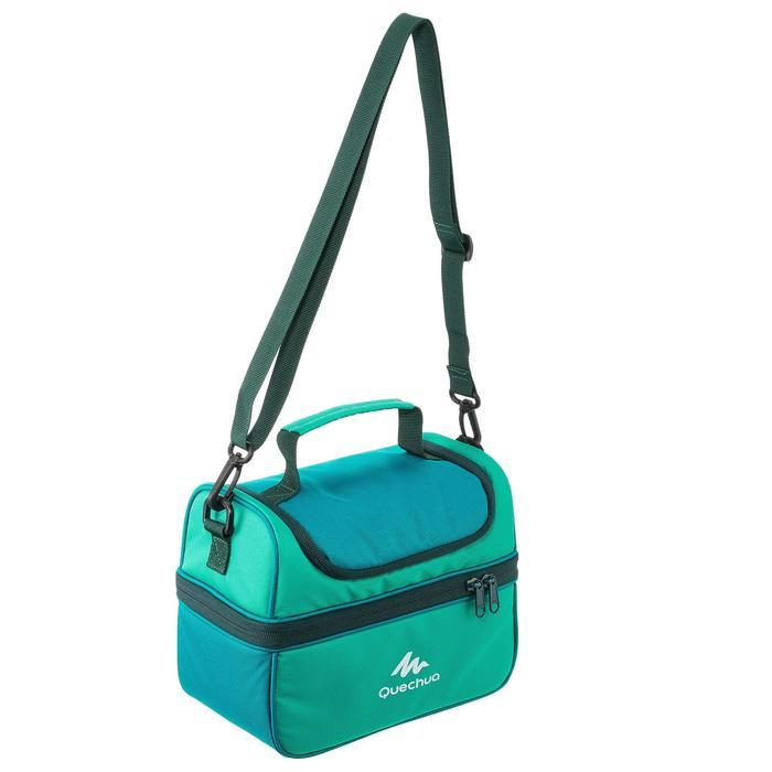 Glacière Lunch box MH500 randonnée (avec 2 boîtes alimentaires) 4,4 litres - 1099309