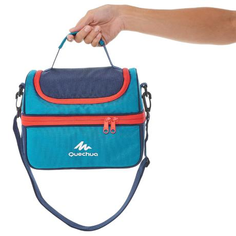 Lunch Box Hiking Cool Bag With 2 Food Boxes