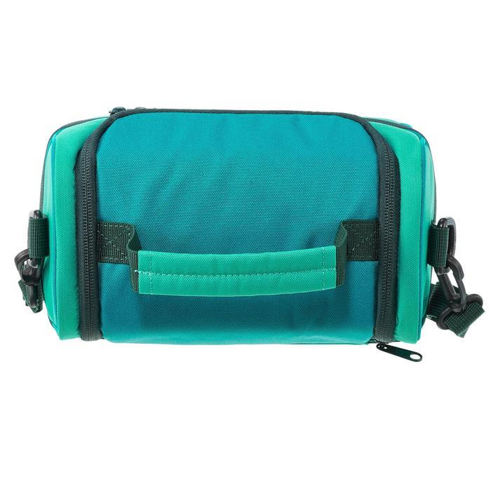 Glacière Lunch box MH500 randonnée (avec 2 boîtes alimentaires) 4,4 litres - 1099332