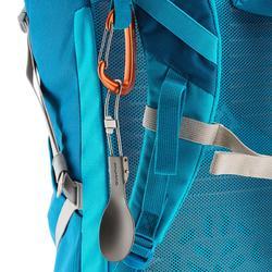 Opvouwbare lepel voor trekking geanodiseerd aluminium - 1099337