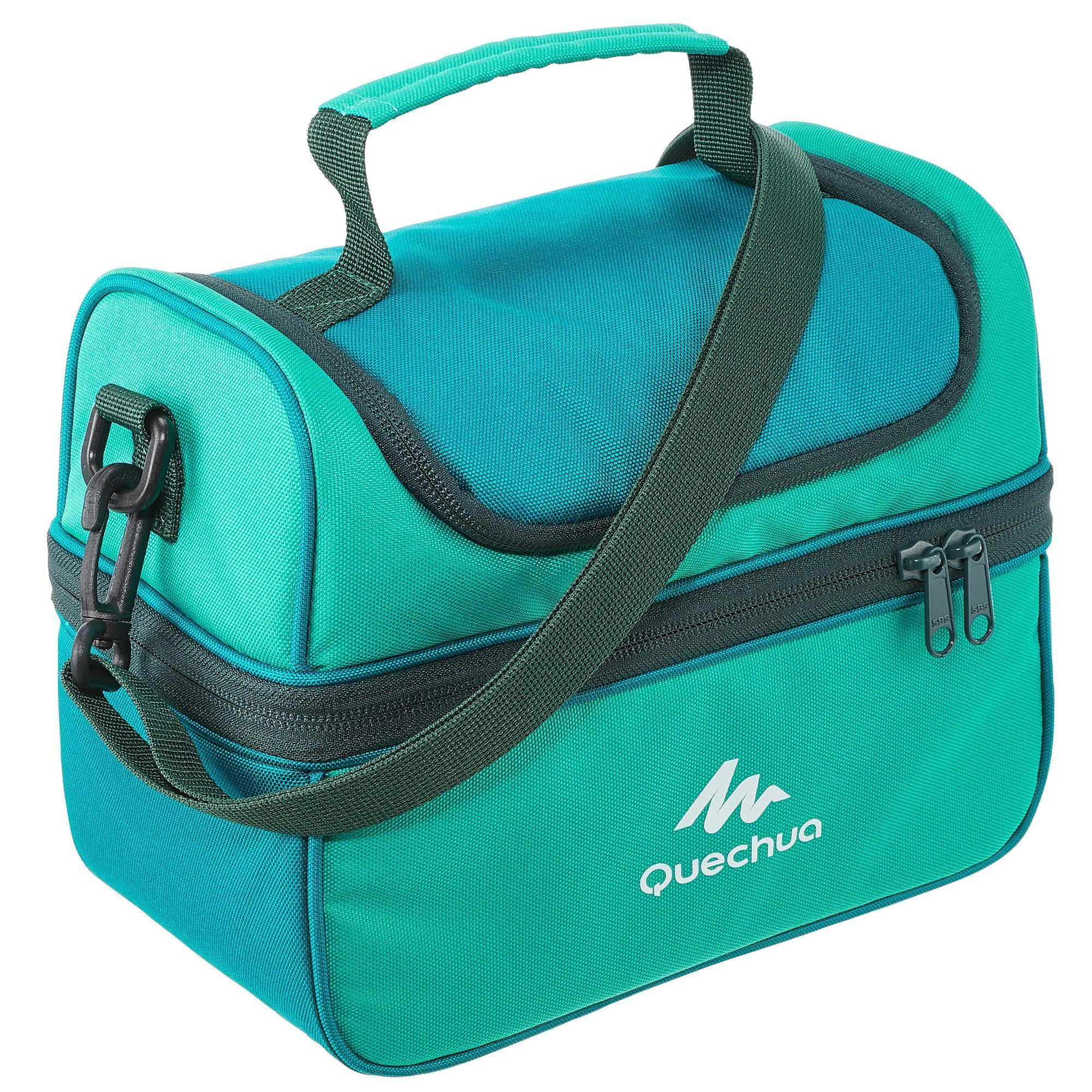 Mh500 Lunch Box Hiking Cool Bag With 2 Food Boxes 4 4 L