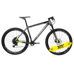 MTB Rockrider 900 grijs/limoen 27,5 inch - 1099450