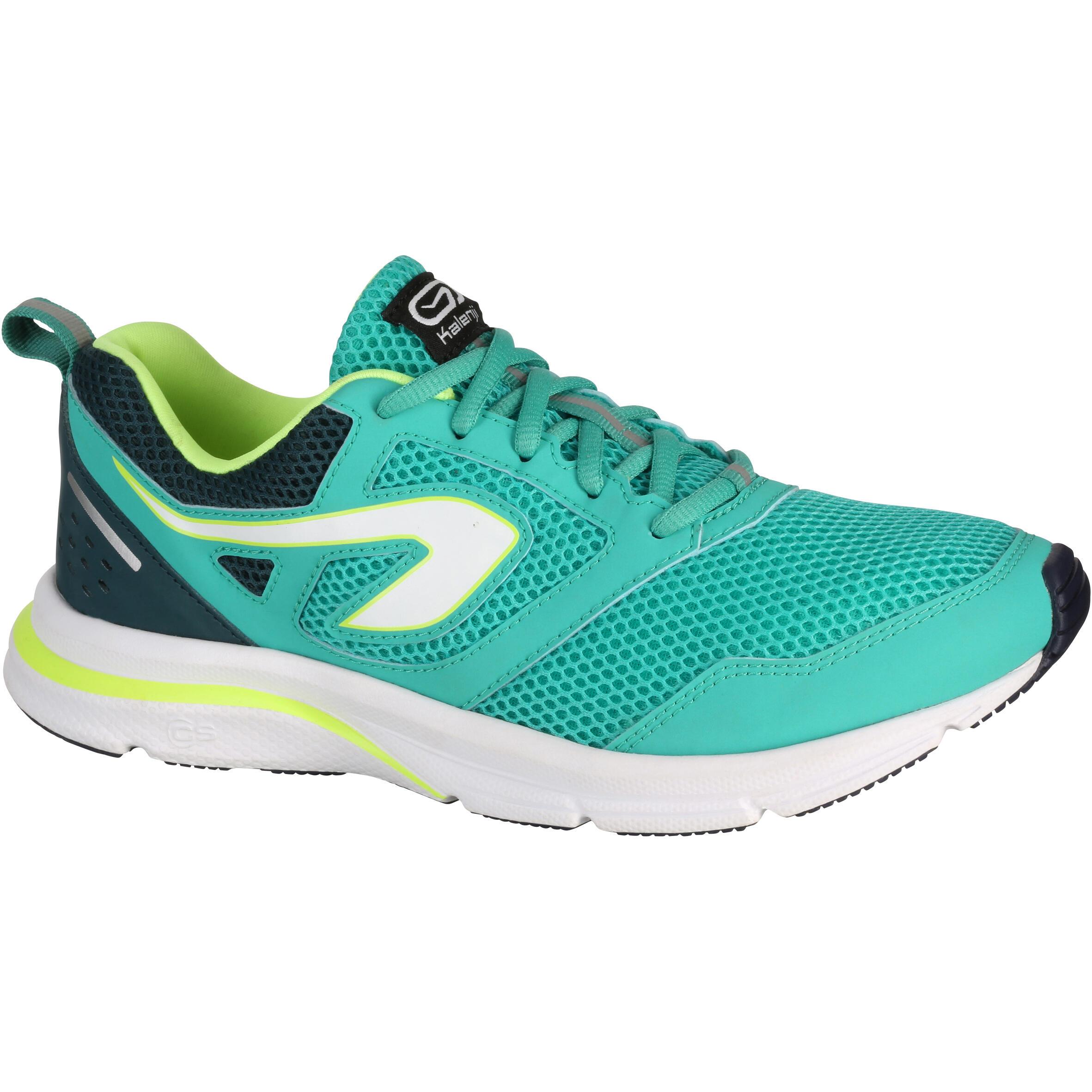 Laufschuhe Run Active Damen grün