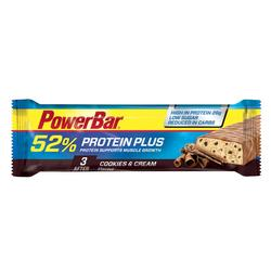 Barre protéinée PROTEIN PLUS 52% Cookies and Cream 50g