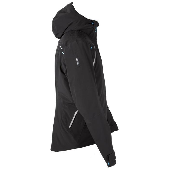 Heren ski-jas voor pisteskiën SKI-P JKT 900 zwart