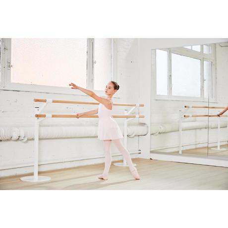 jupette de danse classique lucia fille blanche domyos by